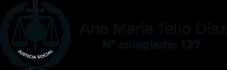 Ana Mª Tello - Graduada Social en Cáceres